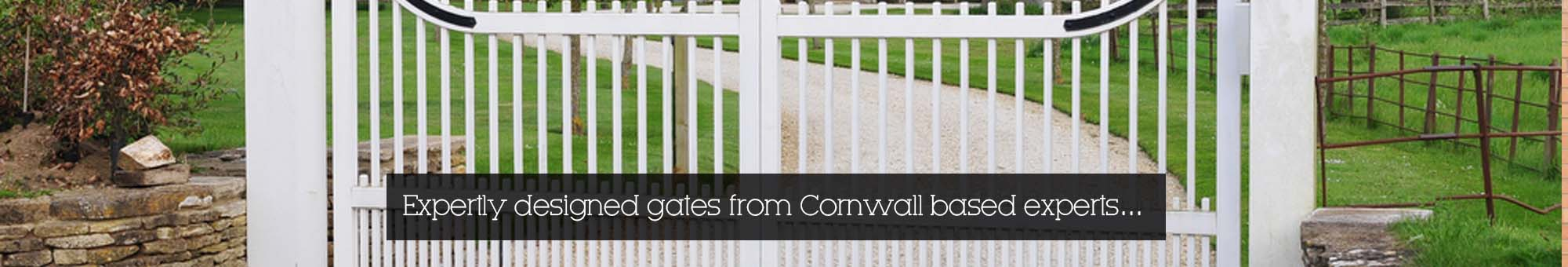 Gate Installer Cornwall